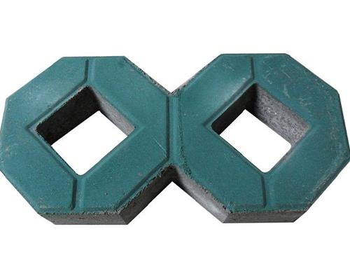 长乐8字型植草砖