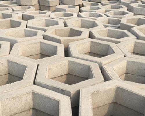 福州六角护坡砖