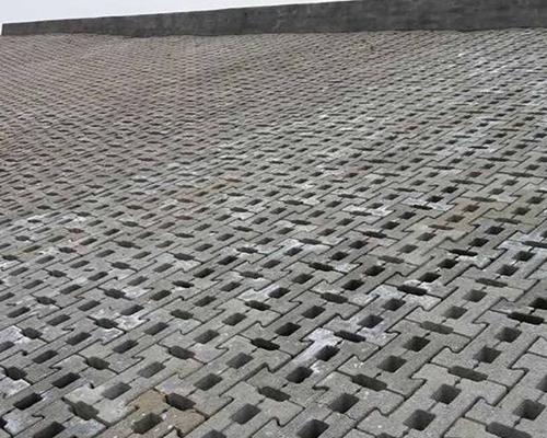 网格护坡砖